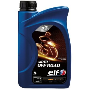 elf MOTO 2 OFF ROAD 1L メーカー品番:183086 1本