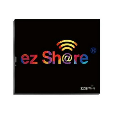 32GB コンパクトフラッシュ ezShare Wi-Fi機能 Android / iOS両対応 海外リテール Wi-FiCF-32G ◆メ