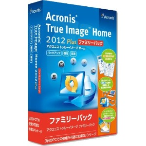 Acronis True Image Home 2012Plus Family