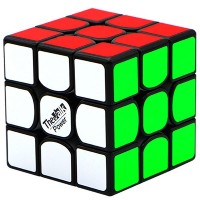 QiYi Valk3 Power ブラック 競技向け 3x3x3キューブ The Valk 3 Power Black