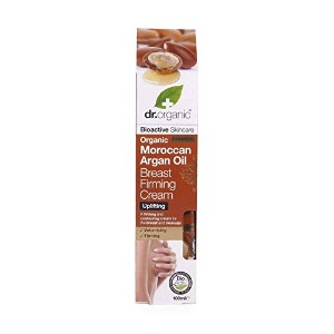 Dr. Organic Organic Moroccan Argan Oil Breast Firming Cream 100ml [並行輸入品]