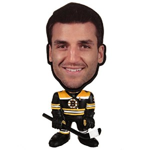 NHL Boston Bruins Patrice BurgeronユニセックスBergeron p. # 37 flathlete Figurine、1サイズ