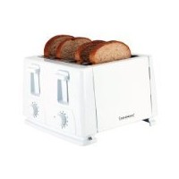 Continental 4 Slice Toaster by Continental Electric