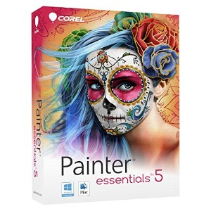 Corel Painter Essentials 5 Digital Art Suite for PC and Mac [並行輸入品]