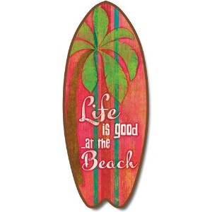 Life Is Good – Large Surfboard