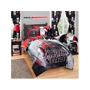 STAR WARS EPISODE VII Rule the Galaxy Twin / Full Comforter