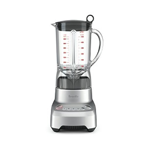 Breville BBL560XL Hemisphere Smooth Blender, Silver by Breville