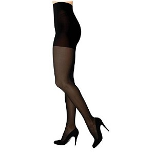 Sigvaris 842PSSW99 Soft Opaque 20-30 mmHg Closed Toe Pantyhose Size: Small Short (SS), Color: Black...