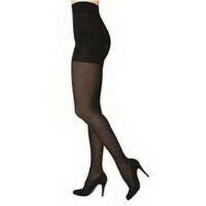 Sigvaris 841P Soft Opaque 15-20 mmHg Closed Toe Pantyhose Color: Black 99, Size: Medium Long (ML)...
