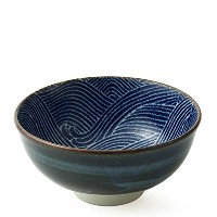 Aranami Wave Rice Bowl 4.5 ""