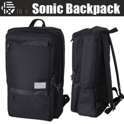 Sonic Backpack【HEX】ヘックス●バックパック17AW(HX2161)*85