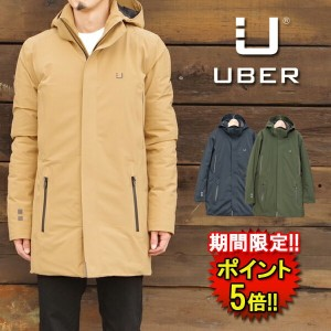ウーバー【UBER】フードコート (7033) Men's REGULATOR PARKA □