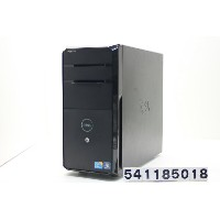 DELL Vostro 430 Core i5 650 3.2GHz/4GB/320GB/Multi/RS232C/Win7/GeForce GT 640 SDカードリーダー不良【中古】...