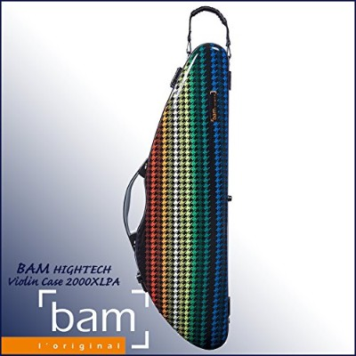 bam 2000XLPA [Paris Limited Edition] バイオリン用 ハードケース HIGHTECH -Slim Violin Case-