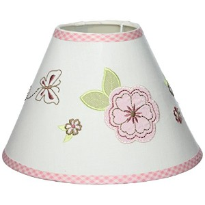 GEENNY Lamp Shade, Blossom Quilt by GEENNY
