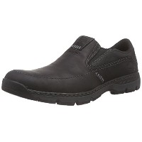 TIMBERLAND SHOES-FULLER ST SLIP ON BLACK A15ZH-T SIZE 8 US