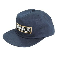 【CAPTAIN FIN】キャプテン フィンCOMPRESSED 5 PANEL HAT(NAVY)CAP キャップ