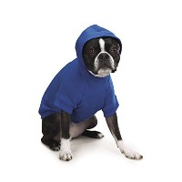 "High Quality Basic Hoodie for Dogs, 16"" Medium, Nautical..."
