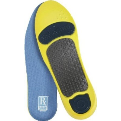 RxSorbo Sorbothane Ultra Orthotic High Arch Insole by RxSorbo / Sorbothane