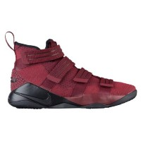 (取寄)ナイキ メンズ レブロン ソルジャー 11 SFG Nike Men's LeBron Soldier 11 SFG Team Red Black White Total Crimson