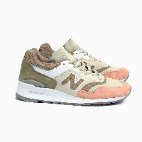 NEW BALANCE M997CSU MADE IN U.S.A. ニューバランス M997 BONE/SUNSET ホワイト ピンク ベージュ NEWBALANCE USA MEN'S...