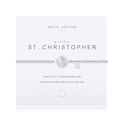 Katie Loxton - A Little St Christopher - ブレスレット