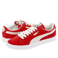 PUMA SUEDE 90681 プーマ スウェード 90681 RIBBON RED/PUMA WHITE