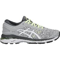 (取寄)アシックス レディース Gel-Kayano24 ランニングシューズ Asics Women Gel-Kayano 24 Running Shoe Glacier Grey/White...