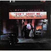 [CD]ELTON JOHN エルトン・ジョン/DON'T SHOOT ME I'M ONLY THE PIANO PLAYER【輸入盤】