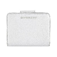 ジバンシー レディース 財布【pandora metallic leather wallet】Silver