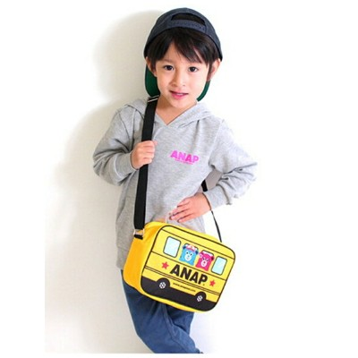 【SALE/50%OFF】ANAP KIDS ANAPKIDS通園BAG アナップ バッグ【RBA_S】【RBA_E】