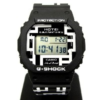 G-SHOCK ジーショック CASIO カシオ 腕時計 DW-5600HT-1JR 布袋寅泰 35周年 HOTEI 35TH ANNIVERSARY GUITARHYTHM MODEL ギタリズム...