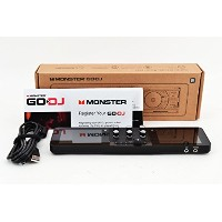 Monster GODJ-C ポータブル DJ 機器 バッテリー駆動型 portable stand alone dj system