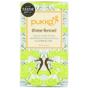 Pukka - Three Fennel Tea - 36g