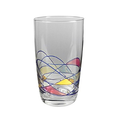 Artland Helios Highball Glass – 4のセット 70108A