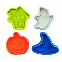 Ibili 733000Halloween Cookie Cutters