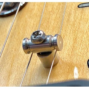 """HATA """"SPREAD"""" SUS304ギター用ストリングガイド《1セット》 新品[畑精密,ハタ][String Guide][Electric Guitar,エレキギター]"""