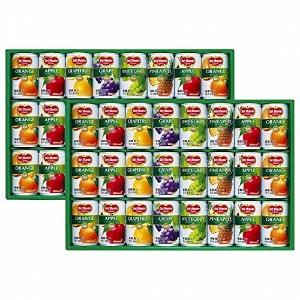 Del Monte(デルモンテ) デルモンテ 100%果汁飲料ギフト (21828604)