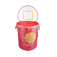 High Quality Redmon for Kids Basketball Storage Bag, Red