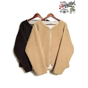 RIDING HIGH(ライディングハイ)BOA LINER FLEECE JACKET / LOT.R7VJ005
