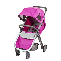 Dream On Me Compacto Stroller, Pink by Dream On Me