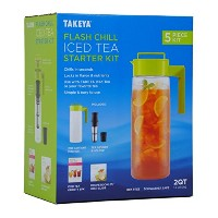 Takeya Flash Chill Iced Tea Starter Kit by Takeya