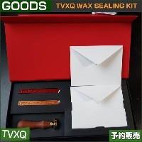 東方神起 TVXQ WAX SEALING KIT / SUM / DDP / ARTIUM 送料無料