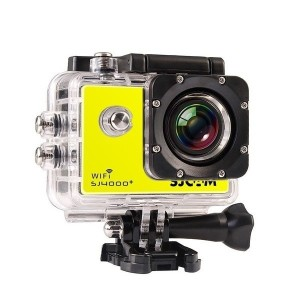 SJCAM Original SJ4000 &amp  SJ4000 WIFI &amp  SJ4000 Plus Video Action Camera 2K HD Sport Cam 30M Wa
