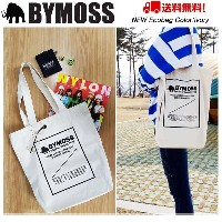 [BYMOSS] バイモス エコ バッグ/Bymoss ecobag