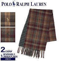 POLO RALPH LAUREN ポロ ラルフローレン REVERSIBLE DRIVER PLAIDS PC0016
