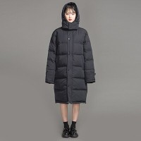 [MAYSOME] Real premium 100% Duck down long padding jumper