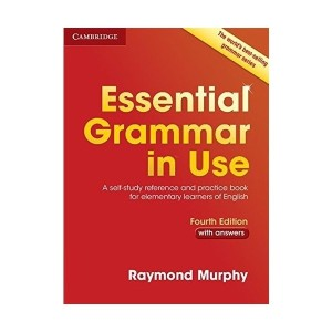 洋書(ORIGINAL) / Essential Grammar in Use with Answers: A Self-Study Reference and Practice Book for E