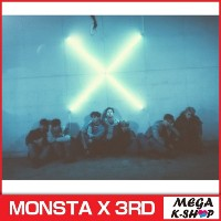 MONSTA X - THE CLAN 2.5 PART.1 LOST[3RDミニアルバム][LOST VER. FOUND VER.選択][フォトカード1種ランダム][SPECIALカードランダム]