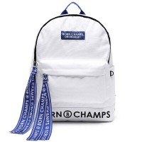 [UNIONOBJET]送料無料!韓国人気!BORNCHAMPS X UNIONOBJET TAPE BAG WHITE